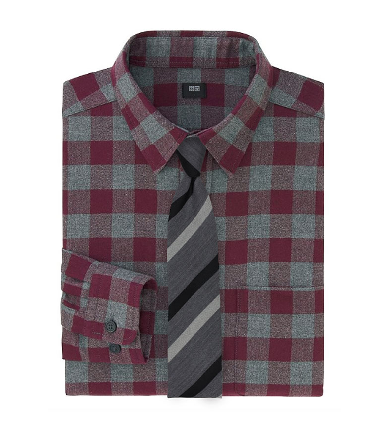 Fall Flannel Shirts Neckties News