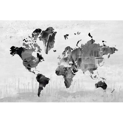 verdenskort-i-sort-hvid-maleri