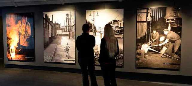 online galleri billige malerier