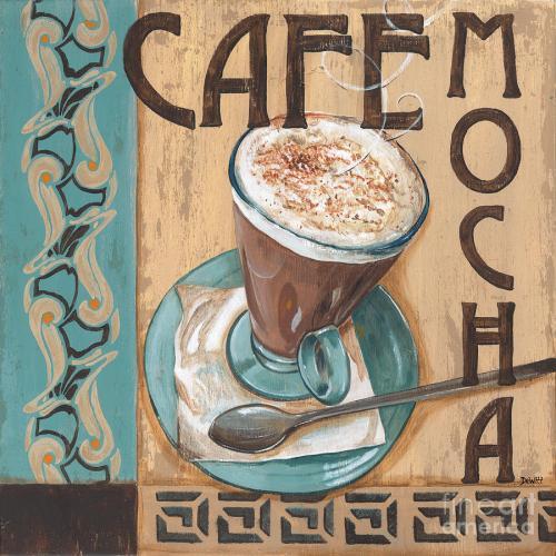 Cafe malerier