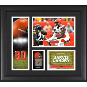 Cleveland Browns Jarvis Landry Fanatics Authentic Framed 15