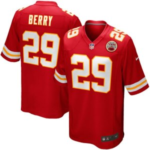 Mens Kansas City Chiefs Eric Berry Nike Red Game J manning womens jersey