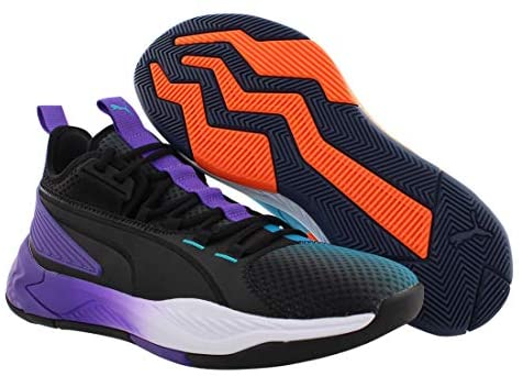 PUMA Mens Uproar Hybrid Court ASG Fade Basketball Casual Shoes, Nashville, Tennessee