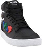 PUMA Mens Mid Badges x Ralph Sampson Lace Up Sneakers Casual Sneakers, High Point, North Carolina