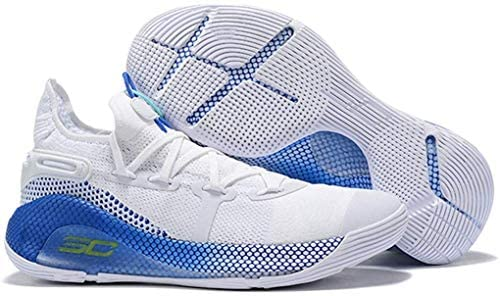PIAOLIANG Men's Curry 6 Low Top Lace Up Basketball Shoes Training Shoes Professional Basketball Shoes Buffalo, New York