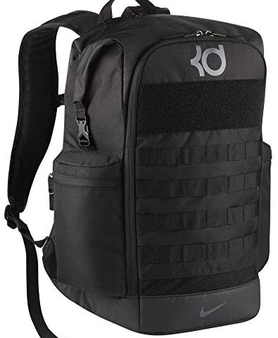 Nike KD Trey 5 V Kevin Durant Black Grey Mens Basketball Backpack Bag BA5389-010 Charlotte, North Carolina