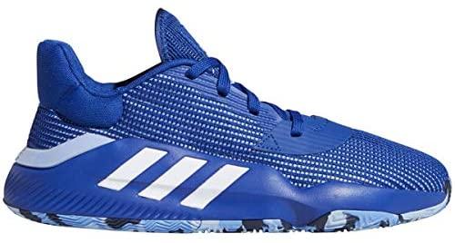 "adidas Pro Bounce 2019 Low Shoe – Men's Basketball XS 9″"" Dayton, Ohio"