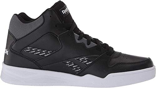 Reebok mens Royal Bb4500 Hi2 Sneaker, Black/White/Cold Grey, 4.5 US Austin, Texas
