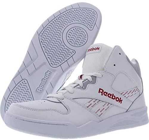 Reebok mens Royal Bb4500 Hi2 Sneaker, White/Legacy Red/Cold Grey, 10.5 US Ontario, California