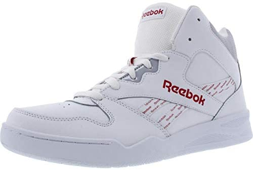 Reebok mens Royal Bb4500 Hi2 Sneaker, White/Legacy Red/Cold Grey, 10.5 US Ontario, California