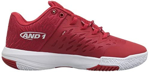 AND 1 Men's Attack Low Basketball Shoe New Orleans, Louisiana