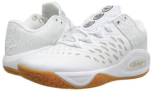 AND 1 Men's Attack Low Basketball Shoe Westminster, Colorado