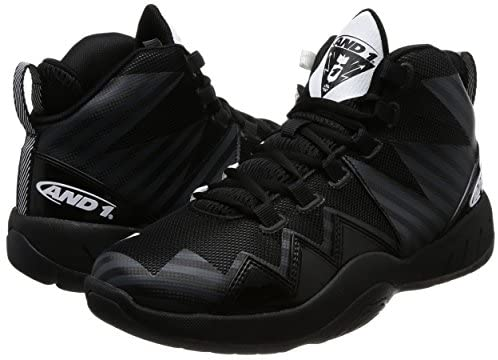 AND1 Mens Boom Basketball Casual Shoes, Baltimore, Maryland