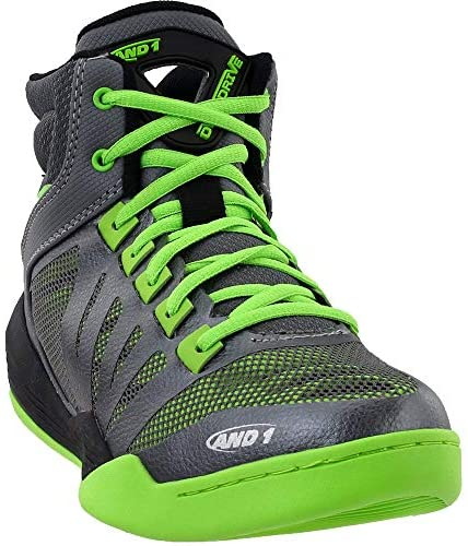 AND1 Mens Overdrive Basketball Casual Shoe Jackson, Mississippi