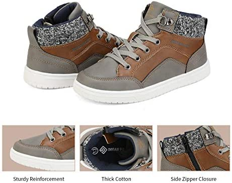 DREAM PAIRS Boys Mid-top Sneakers School Athletic Shoes Richardson, Texas