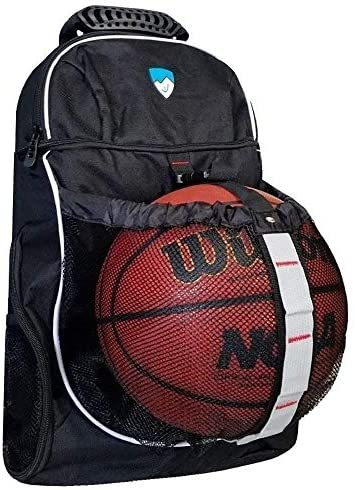 Hard Work Sports Basketball Backpack With Ball Compartment and Shoe Bag Topeka, Kansas