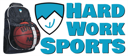 HardWork Sports Footer Banner