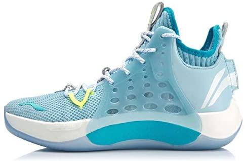 LI-NING Sonic Ⅶ Series CJ McCollum Men Professional Basketball Shoes Lining Mono Yarn Cushioning TPU Wearable Sport Shoes for Male ABAP019 ABPP029 ABAP033 ABAP077 Denver, Colorado