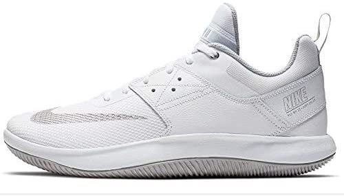 Nike Men's Fly by Low II Basketball White/Metallic Silver 11.5 North Charleston, South Carolina