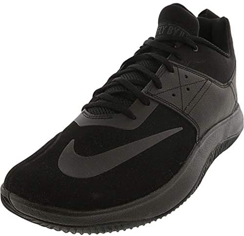 Nike Men's Fly by Low Ii NBK Ankle-High Leather Basketball Rancho Cucamonga, California