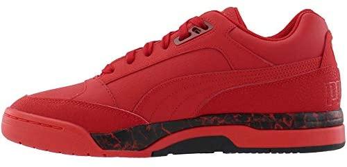 PUMA Mens Palace Guard Red October Casual Sneakers, Elgin, Illinois