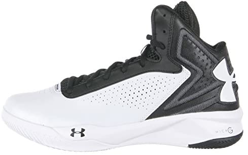 Under Armour Torch Mens Basketball sneakers 1259013-100 Miami, Florida