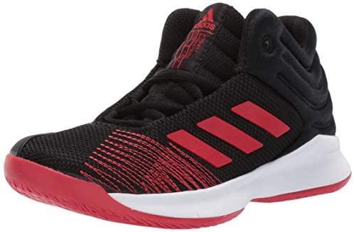 adidas Boys Pro Spark 2018 Wide Basketball Casual Shoes, Chesapeake, Virginia