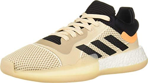 adidas Men's Marquee Boost Low Basketball Shoe Jersey City, New Jersey