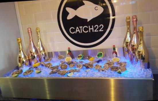 catch 22 Chesterfield