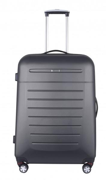 TrendLine Koffer-Trolley schwarz 75 cm 530 x 300 x 750 mm (B x T x H)