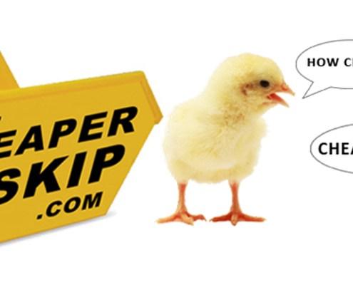 Skip Hire CheaperWaste