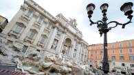 The Trevi Fountain has, this morning, an unusual role: it's completely empty. The water was removed to allow the initiation of a screening of the entire monument to see what […]