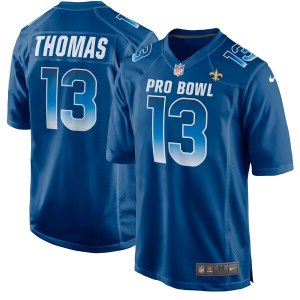 Men's NFC Michael Thomas Nike Royal 2019 Pro Bowl  toddler nfl jersey