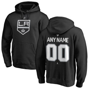 Men's Los Angeles Kings Fanatics Branded Black Per cheap hockey jerseys wholesale