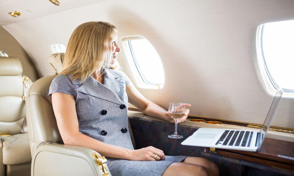 business cheap first class flights