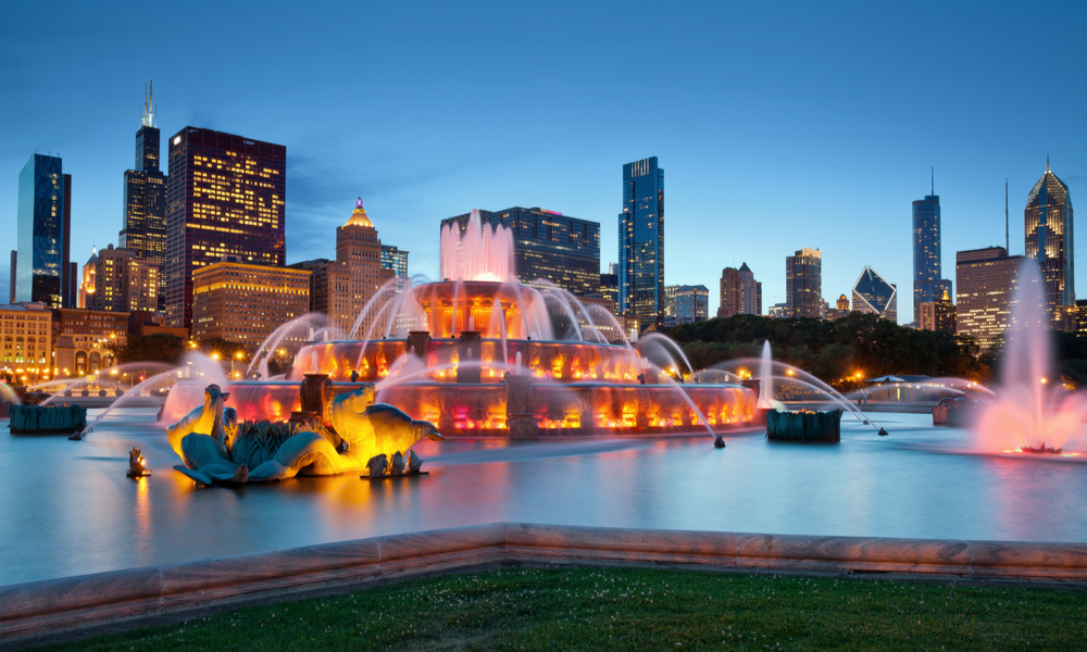things to do in chicago with kids grant park