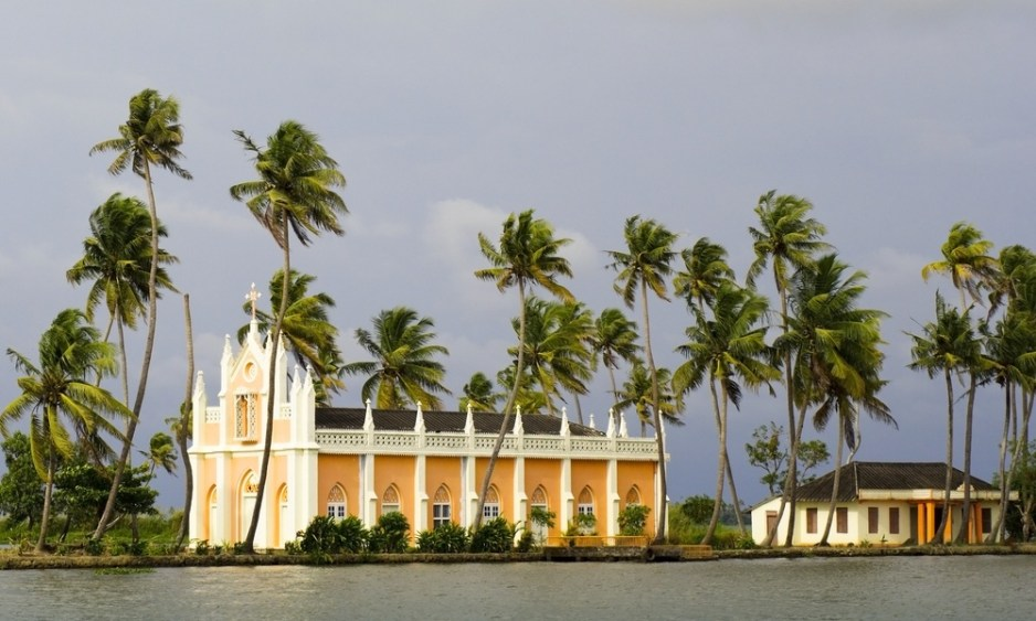 kerala church