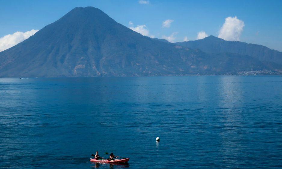 Guatemala_Lake Atitlan
