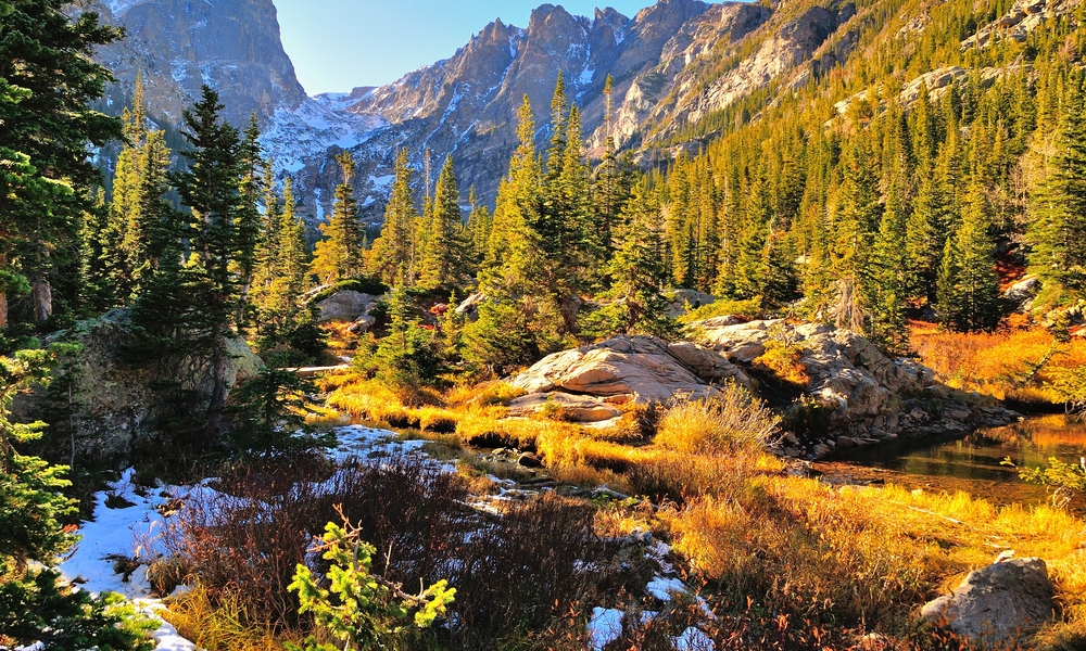 Rocky Mountain National Park Denver Tours
