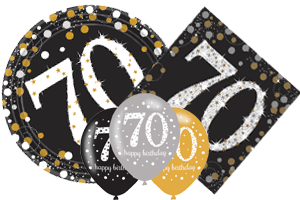 70th Birthday Party Decorations Themes Amp Ideas 70th