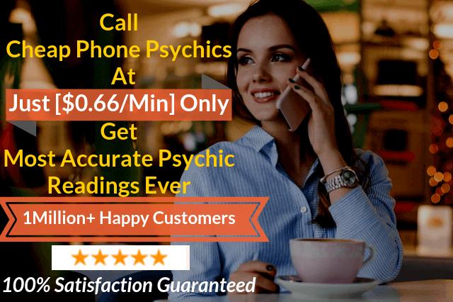 cheap phone psychics