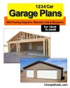 Garage plans & blueprints