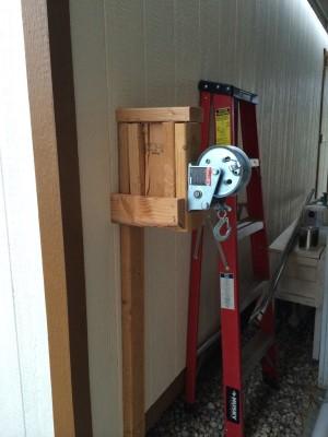 18-shed-wall-truss-jack-hoist