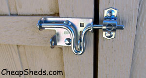 Charmant Shed Door Latch