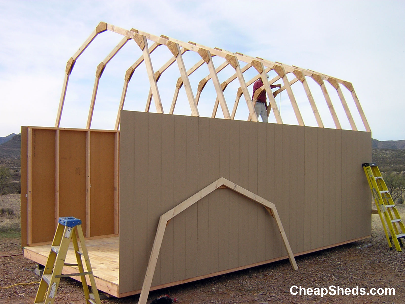 Where Buy Cheap Sheds