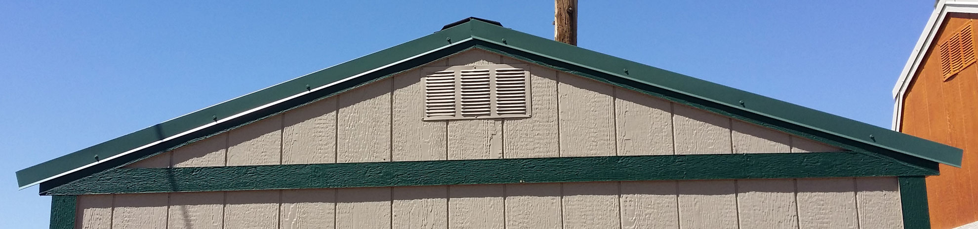 Superior Gable End Trim Detail