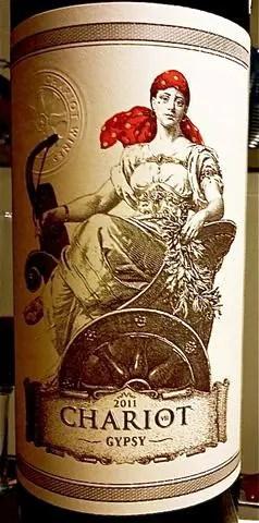 chariotgypsyred2011