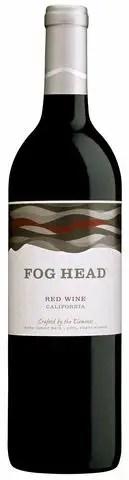 Fog Head Red bottle 002