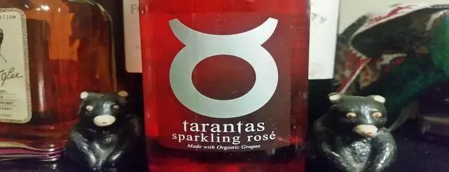 Tarantas Sparkling Rose'