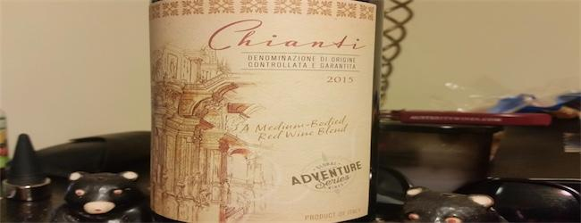 Adventure Series DOCG Chianti 2015